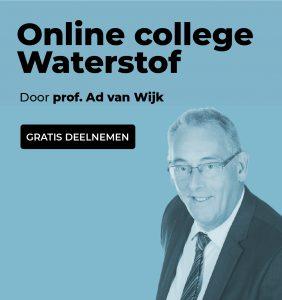 Online college Waterstof