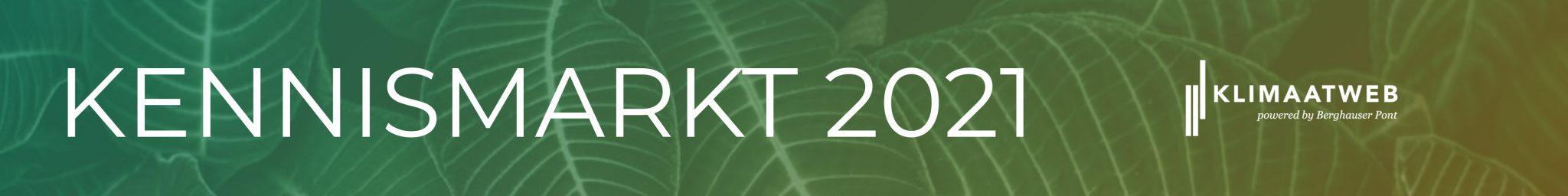 Kennismarkt 2021 klimaatweb